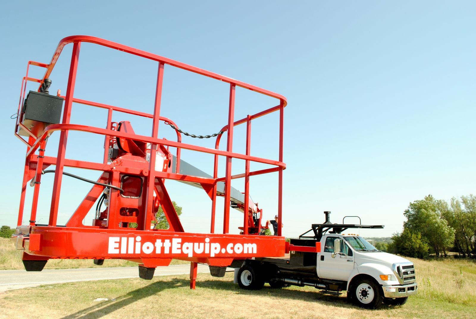 Elliott Equipment HiReach Aerial Work Platforms