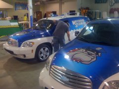 Detroit Vehicle Wraps