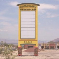 Custom Build Pylon Pole Signs By Signs West Las Vegas