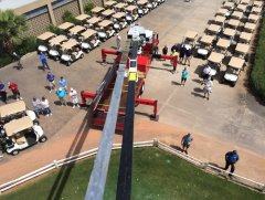 2015 ISA Sign Expo / WSSC Golf Ball Drop