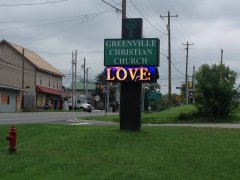 Greenville Christian Church