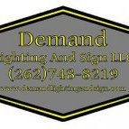 Demand Lighting And Sign