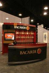 Bacardi Booth, Bahamas