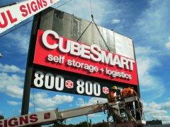CubeSmart Install
