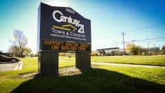 Signarama Troy - Century21 LED Sign