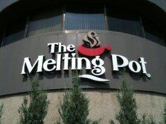 Melting Pot Channel Letters - Signarama Troy