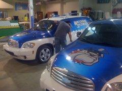 Detroit Vehicle Wraps