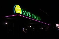 Tennis Neon Sign