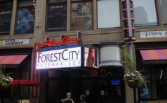 Forest City Display