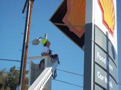 Big Sign Repair and Maintenance