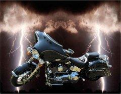 lightning bike