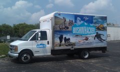 Bushwhacker Side Truck