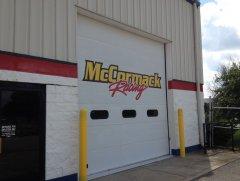 McCormick Garage door